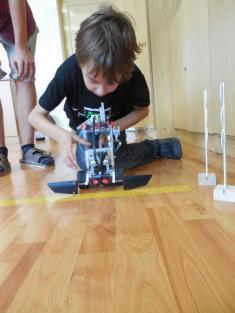 1. Robotický den na ZŠ