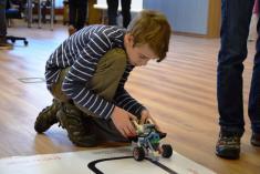 3. Robotický den s průmyslovkou