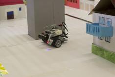 1. Robotický den s průmyslovkou