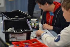 2. Robotický den s průmyslovkou