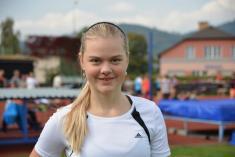 Atletický čtyřboj Šumperk